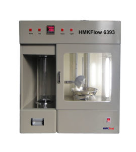HMKFlow 6393 Carr Indices Powder Integrative Characteristics Tester